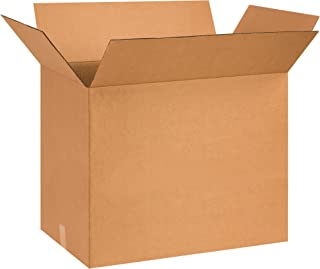 """product image for Partners Brand P291720 Corrugated Boxes, 29""""L x 17""""W x 20""""H, Kraft (Pack of 10)"""