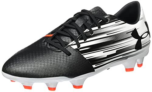 Under Armour UA Spotlight DL FG, Zapatillas de Fútbol para Hombre, Blanco (White
