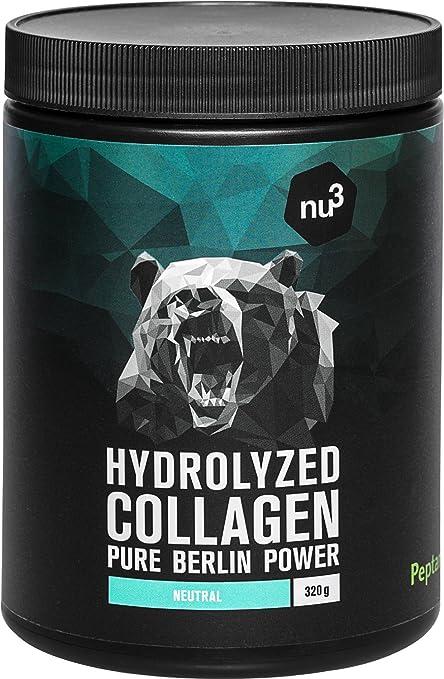 nu3 - Hidrolizado de colágeno nu3 | 320g
