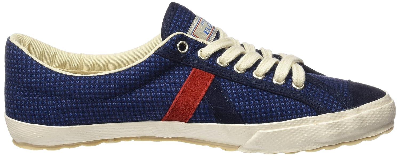 El Ganso M Berliner Walking, Zapatillas de Deporte Unisex Adulto, Azul (New Hashtag Subalpino) 41 EU: Amazon.es: Zapatos y complementos