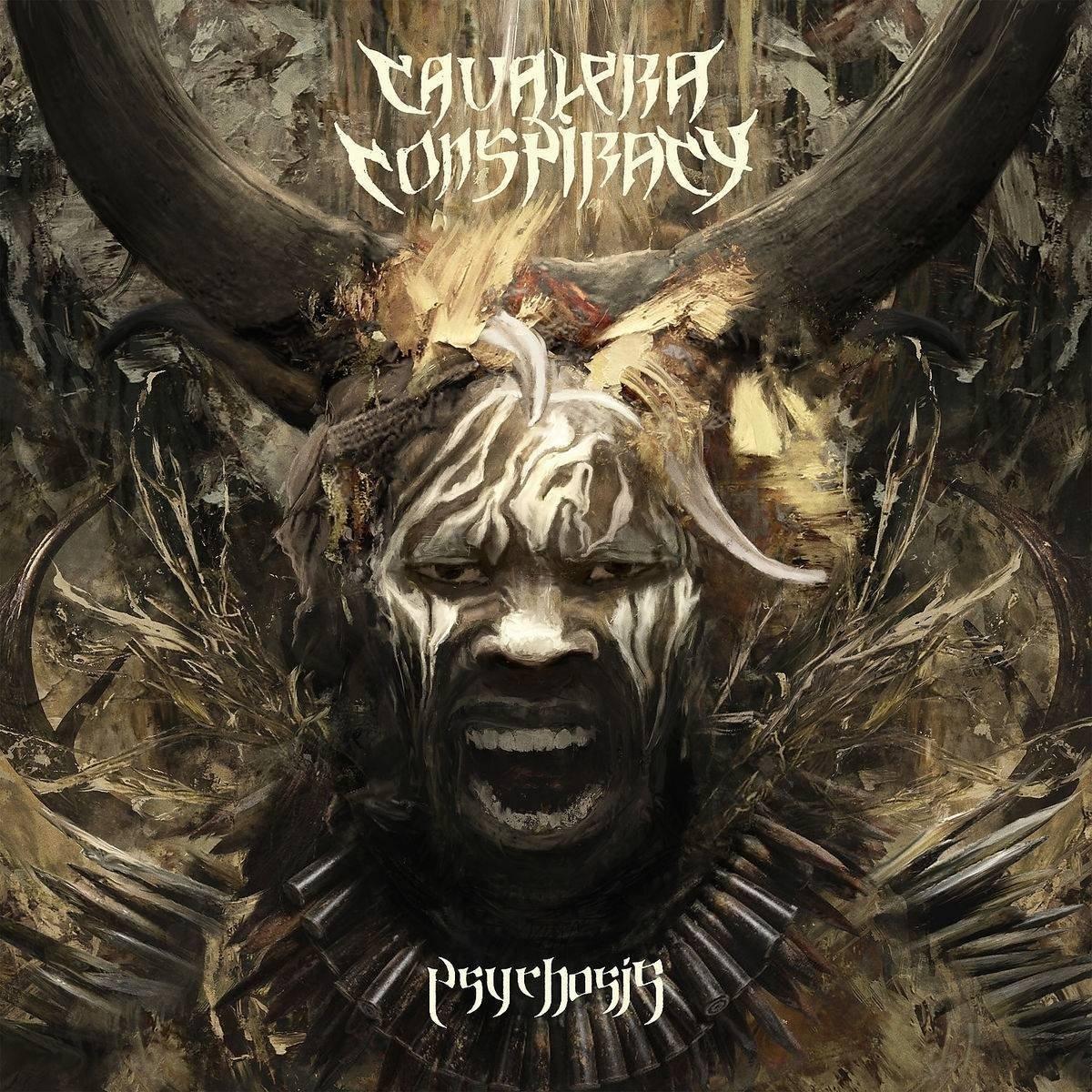 Cavalera Conspiracy - Psychosis (CD)