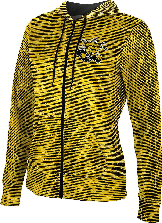 School Spirit Sweatshirt Velocity ProSphere Wichita State University Girls Zipper Hoodie