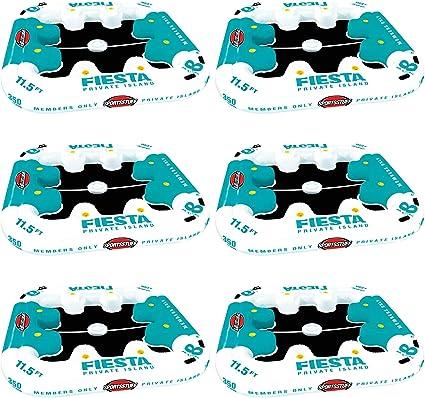 Amazon.com: SportsStuff Fiesta Private Island - Lago ...