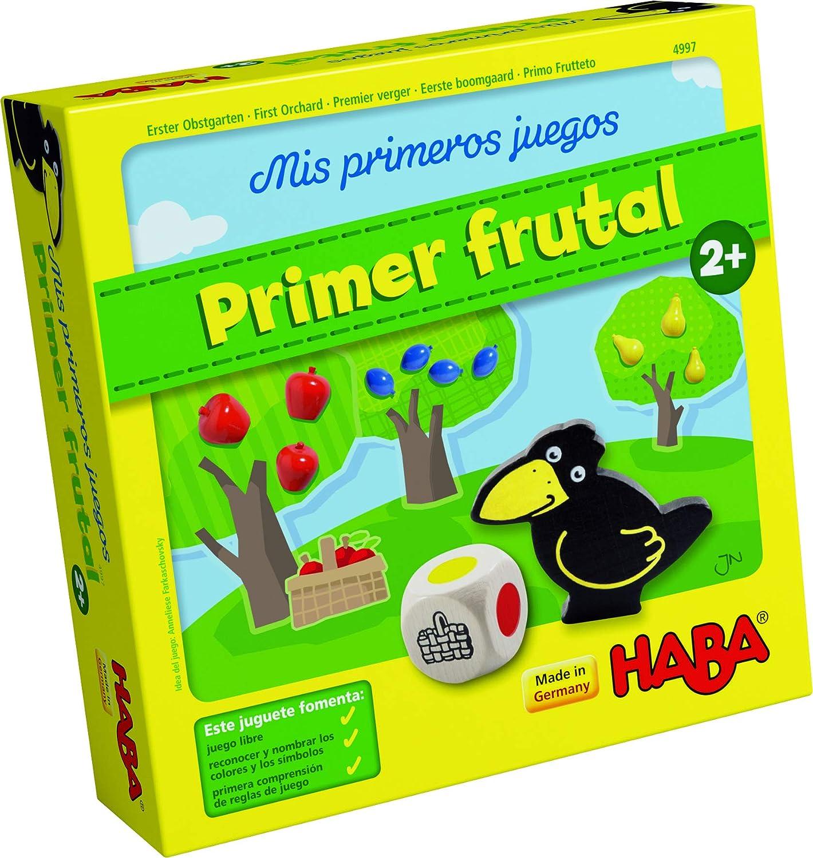 HABA-Mis Juegos Primer frutal (4997): Amazon.es: Juguetes y juegos
