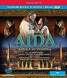 Verdi - Aida  (inkl. 2D-Version) [3D Blu-ray]