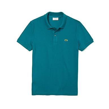 b56516da0b54 Lacoste - Polo Slim Fit Men - PH4012 Blue