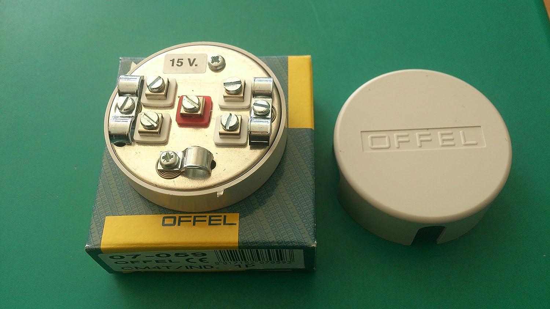 7059 Derivador señal TV 4 salidas de interior OFFEL CM4T/IND ...