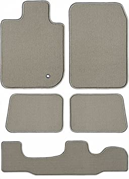 GGBAILEY D3299A-F2A-BK-LP Custom Fit Car Mats for 2003 2004 2007 2006 2010 Porsche Cayenne Black Loop Driver /& Passenger Floor 2005 2008 2009