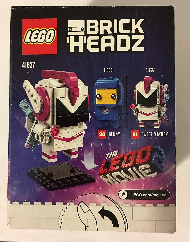 41637 LEGO The Movie 2 Brickheadz Sweet Mayhem