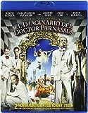 El imaginario del Doctor Parnassus [Blu-ray]