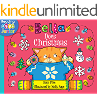 Bella Does Christmas: A Bella the Cat Book (US version)