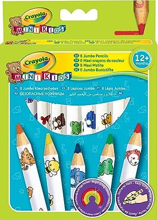crayons de couleur mini kit