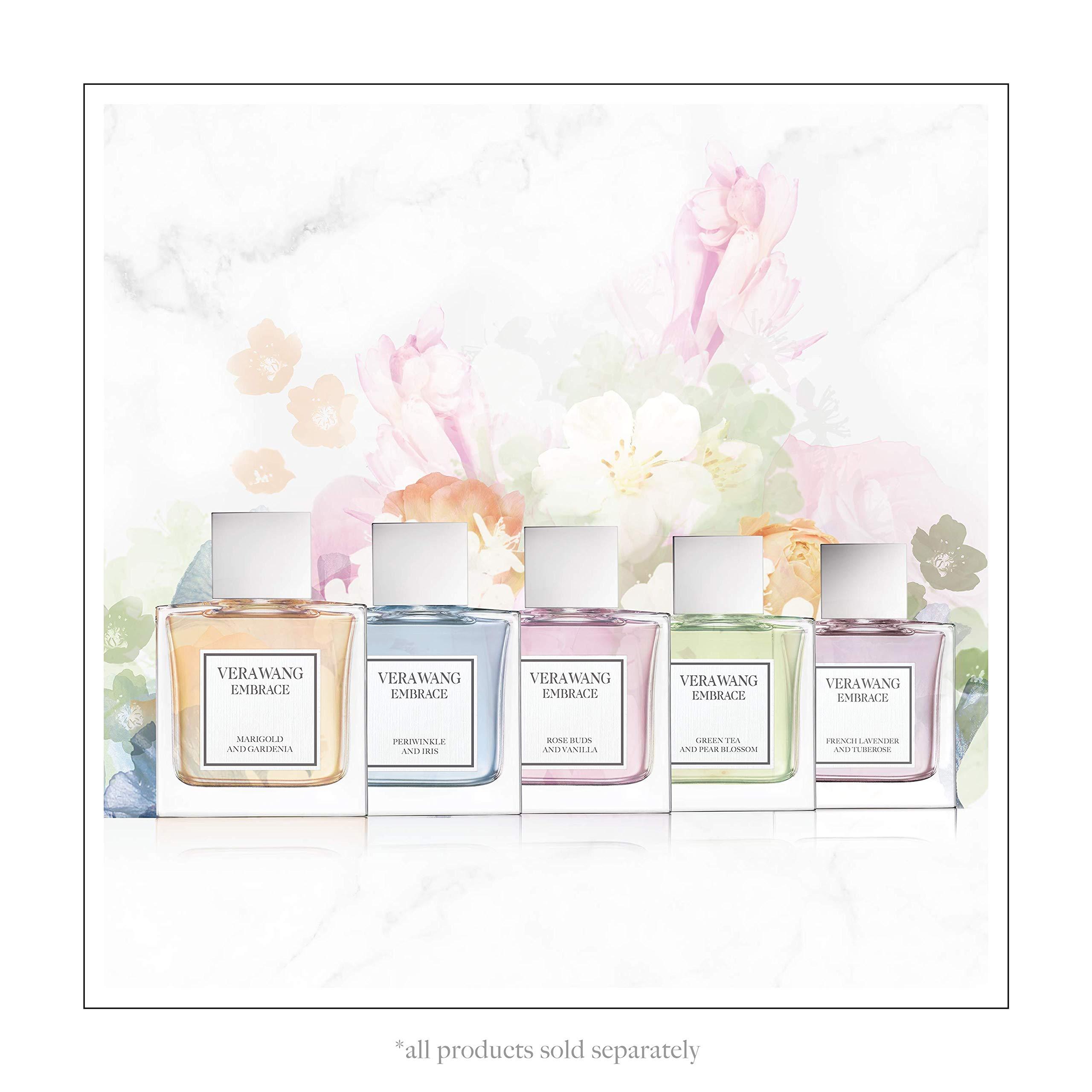 Vera Wang Embrace Eau de Toilette Rose Buds and Vanilla Scent 1 Fluid Oz. Women's Cologne Romantic, Floral and Warm Fragrance