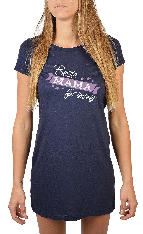 Goodman Design ? Women's Night Shirt Blue Blue