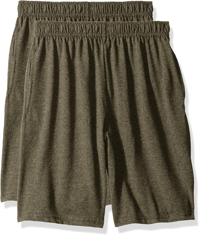 Tank Top Hanes Boys Boys Jersey Short Pack of 2