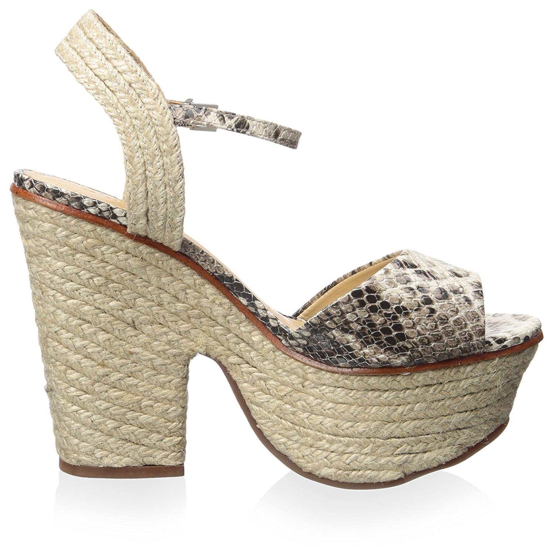 700383062a7a Amazon.com  SCHUTZ Women s Platform Demi Wedge Sandal