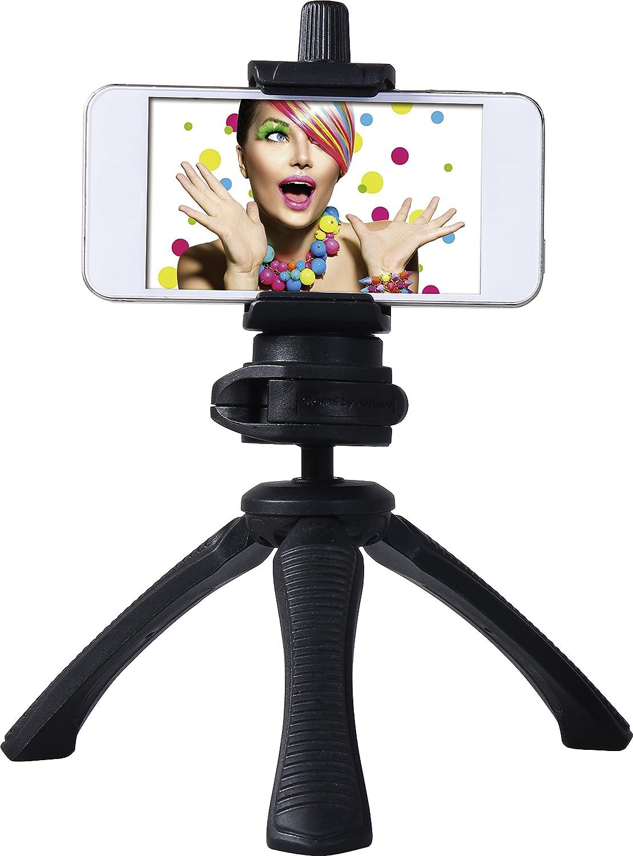 Rollei Selfie Tripod Set - Trípode de mesa, soporte para los ...