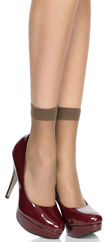 Merry Style Calze Corte Trasparenti Donna MS 600