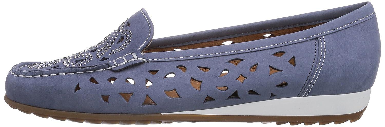 ARA Newport, Mocassins per donna Bleu Blau Jeans Jeans Jeans 06) 48b836