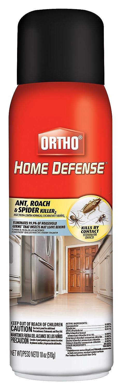 Ortho Home Defense Ant, Roach & Spider Killer 18oz