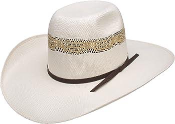 5b0d9d2b13c0f Resistol Rampage Western Straw Cowboy Hat
