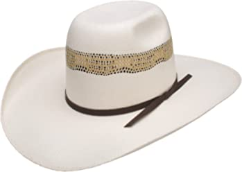 687860d2930e24 Resistol Rampage Western Straw Cowboy Hat