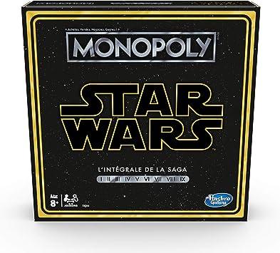 Monopoly Star Wars Saga - Juego de Mesa: Amazon.es: Juguetes y juegos