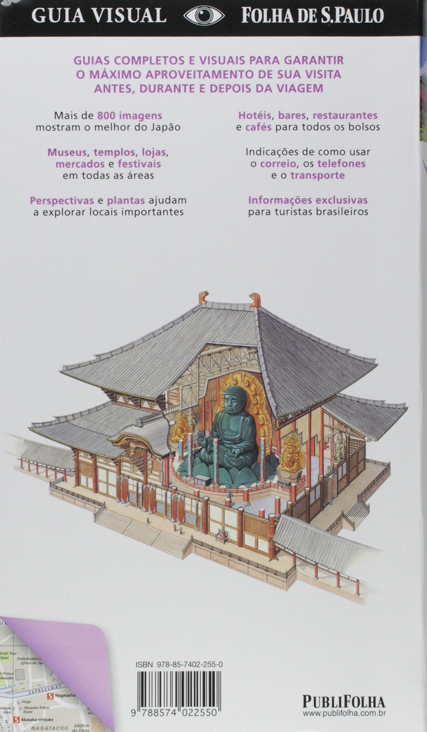 Japão. Guia Visual (Em Portuguese do Brasil): Vários Autores ...