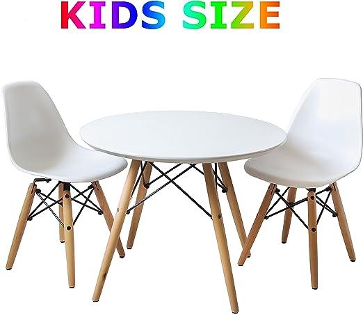 Buschman Muebles para Niños | Conjunto de Mesa y Sillas para los ...