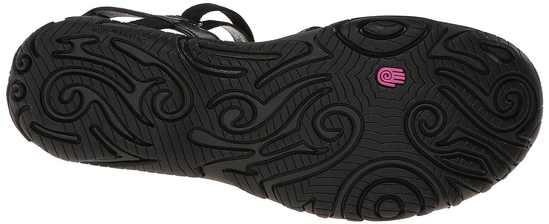 Teva Damen W Kayenta Sport-& Outdoor Sandalen Sandalen Outdoor Schwarz (650 Bailladere schwarz) 95e818