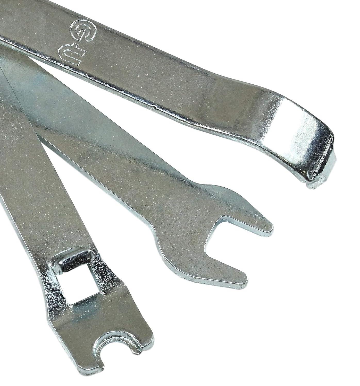 GU Jet Kombiwerkzeug//Fenstereinstellwerkzeug 6-37845-00-0-1-Z incl SN-TEC/® Anleitung zum einstellen von Fenstern neue Ausf/ührung