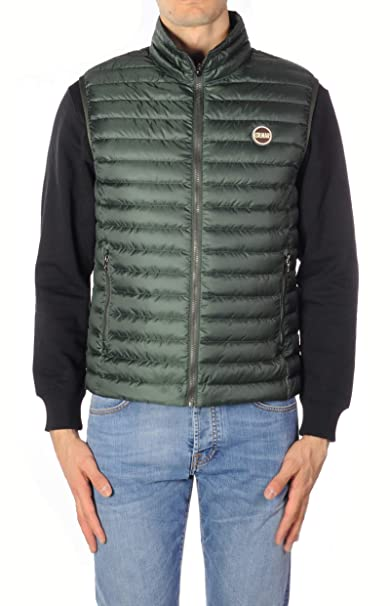 COLMAR ORIGINALS Gilet Uomo 48: Amazon.it: Sport e tempo libero