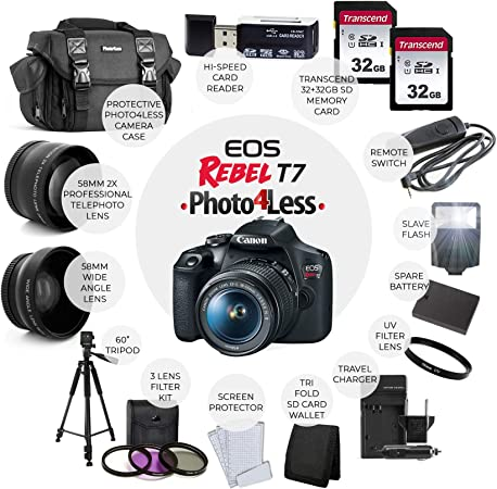 PHOTO4LESS Canon T7 product image 4