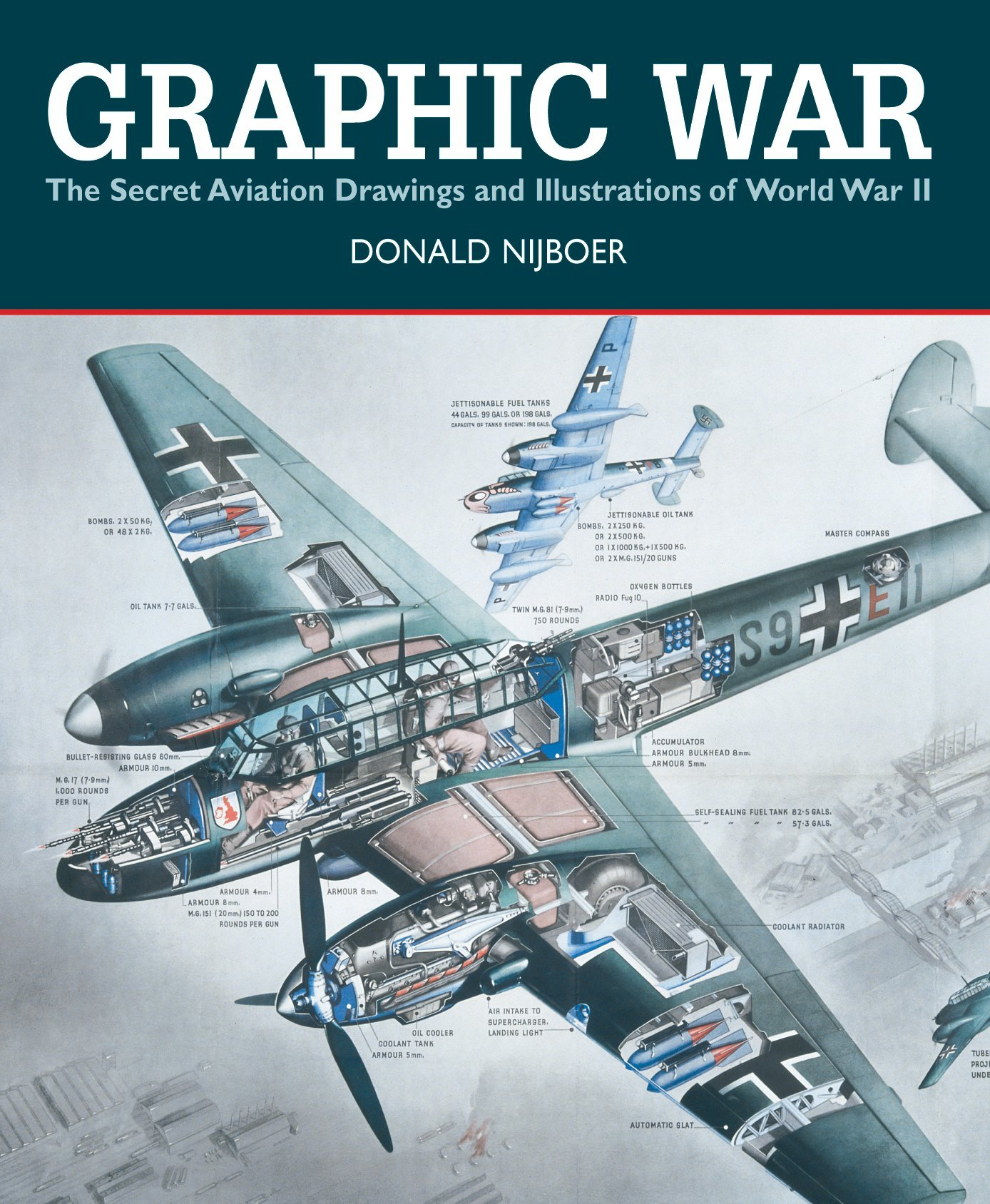 graphic-war-the-secret-aviation-drawings-and-illustrations-of-world-war-ii
