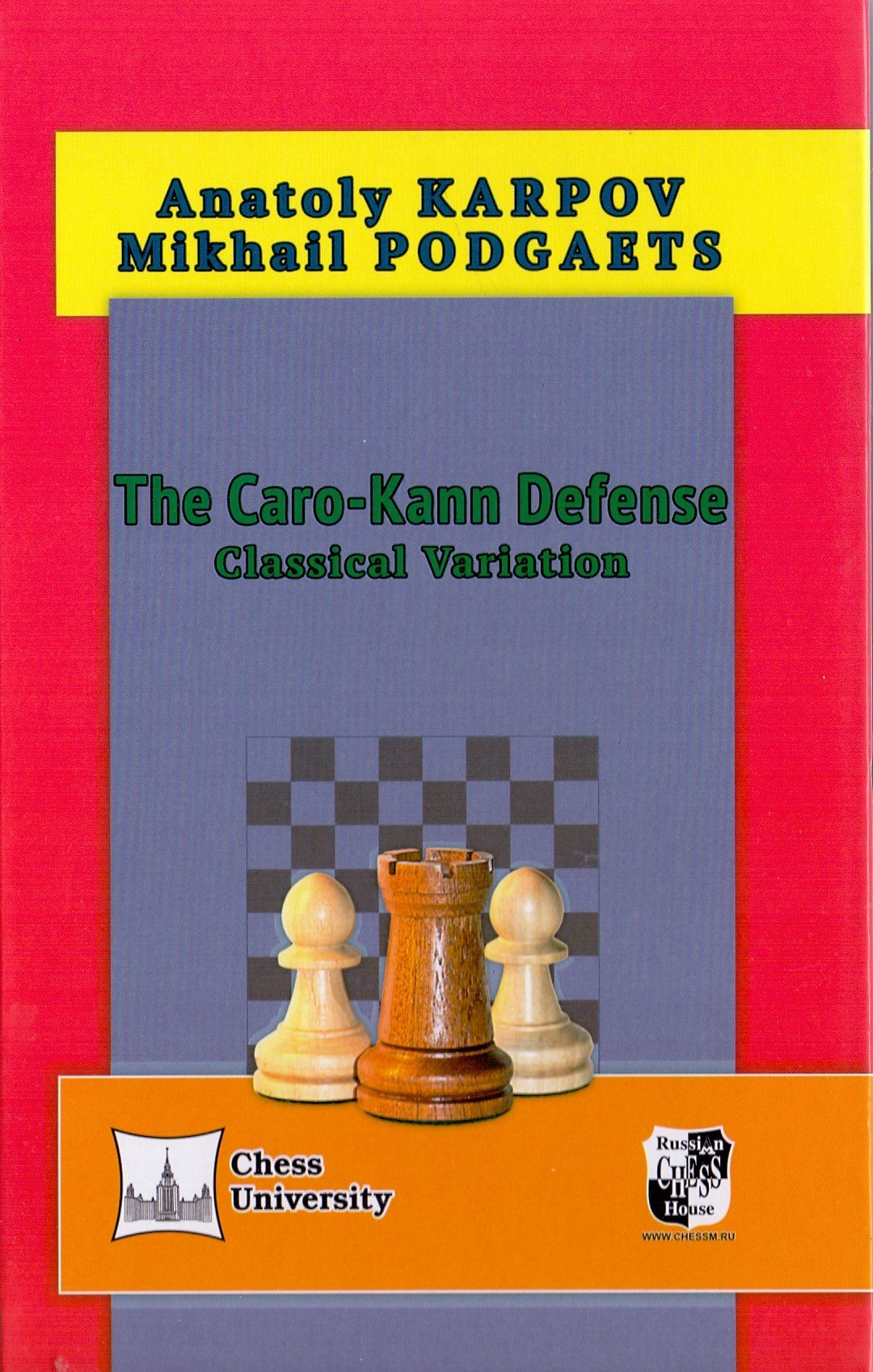 Download The Caro-Kann Defense: Classical Variation pdf epub