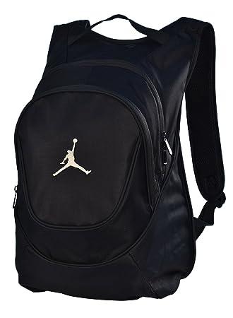c30cdfbd162359 Jordan Nike Air Jumpman Backpack Book Bag-Black - Buy Jordan Nike Air Jumpman  Backpack Book Bag-Black Online at Low Price in India - Amazon.in
