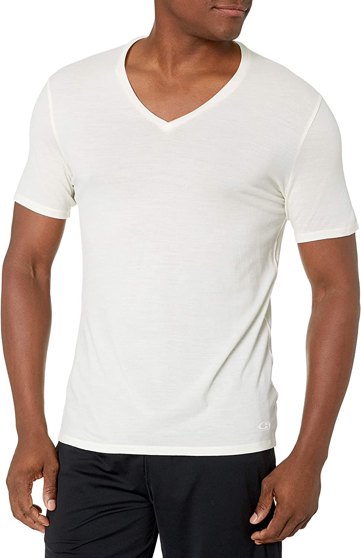 Icebreaker Herren Mens 175 Everyday Ss Crewe Merino Baselayer Top T-Shirt