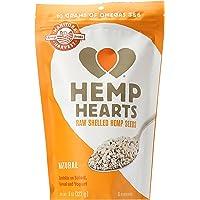 MANITOBA HARVEST Hemp Hearts Shelled Hemp Seeds, 227 Grams