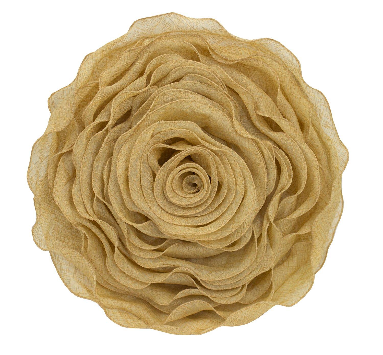 Amazon.com: Fennco Styles - Almohada decorativa de tela con ...