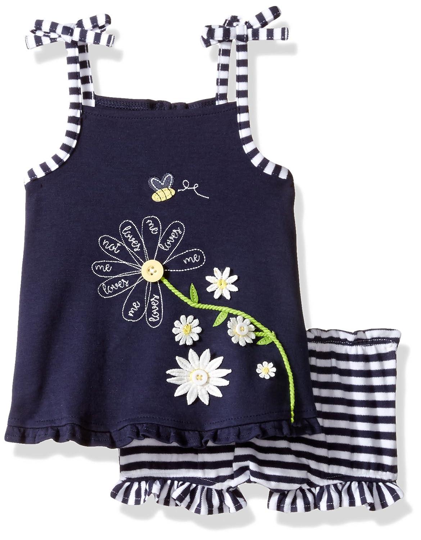 Amazon.com: Mud Pie - Bloomer de dos piezas para bebé y niña ...
