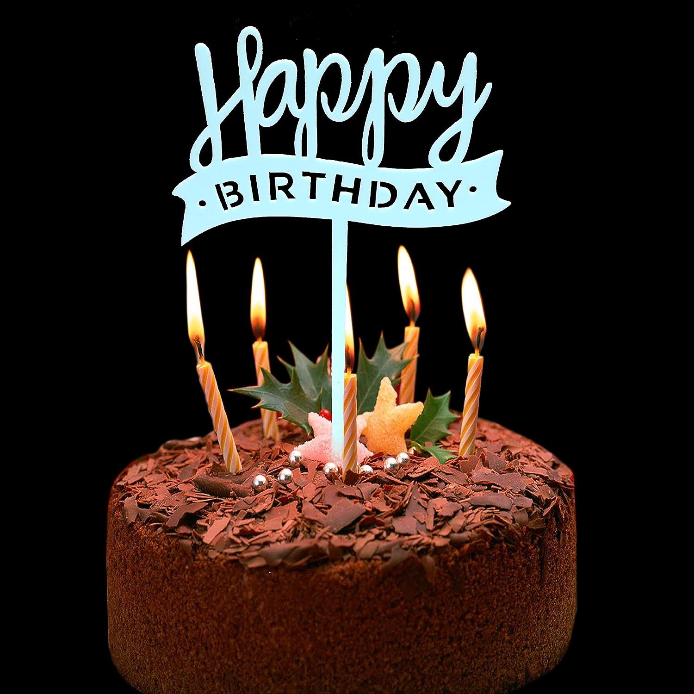 Stupendous Shopperskart Presents Happy Birthday Cake Topper For Boys Kids Funny Birthday Cards Online Overcheapnameinfo