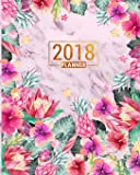 Planner 2018: Professional Long-Term Planner for Passion/Goal Setting/Happiness/Gratitude for 2018