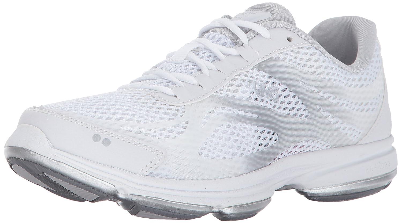 White bluee Ryka Women's Devotion Plus 2 Walking shoes
