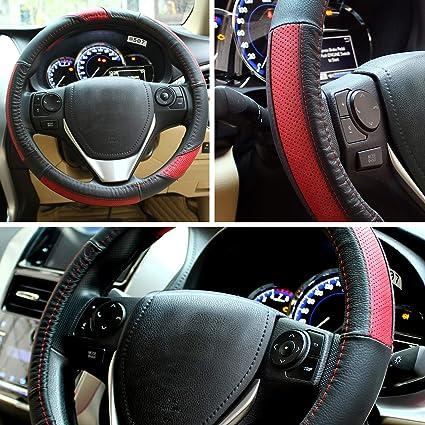 Oshotto NSKU-5978 Car Steering Cover for Hyundai i20 Sportz