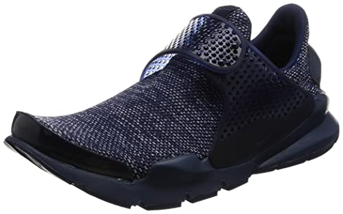Nike Mens Sock Dart Br Midnight Navy/Midnight Navy Running Shoe 11 Men US
