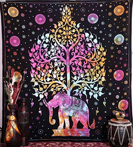 Bohemian Elephant Backgrounds