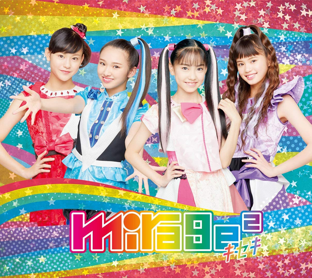 mirage2 「キセキ (初回生産限定盤) (DVD付) (デカジャケット付) 」