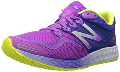 New Balance Women's W1980 Fresh Foam Zante Running Shoe, Purple/Blue, ...