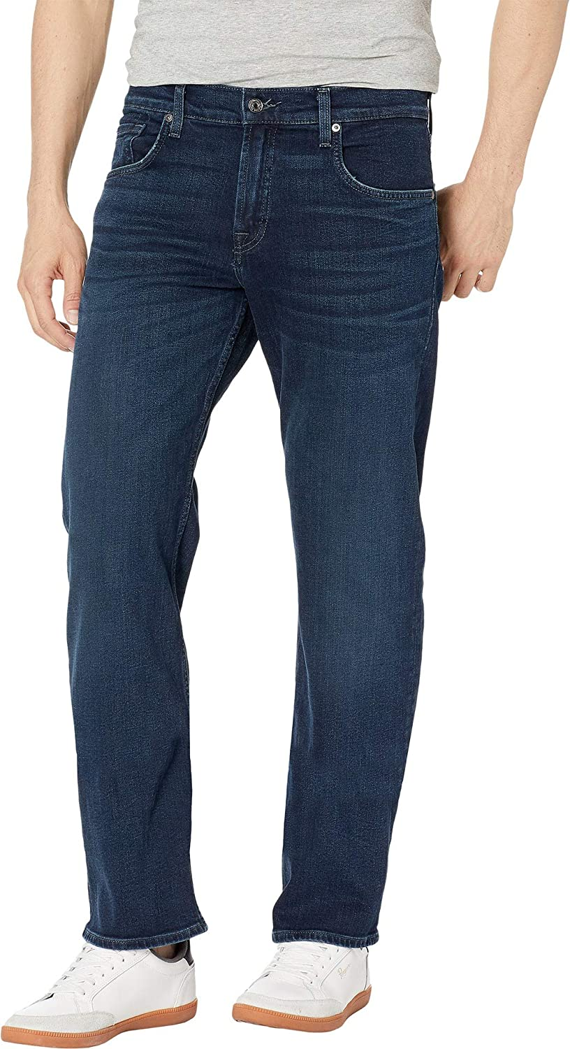7 For All Mankind Mens Jeans Relaxed Fit Straight Leg Pant