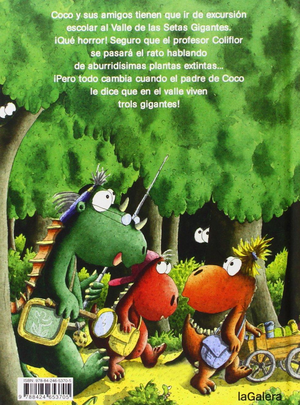 El pequeño dragón Coco va de excursión (Spanish Edition) (Little Dragon Coco): Ingo Siegner, La Galera: 9788424653705: Amazon.com: Books